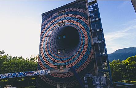 Festival street art Grenoble